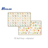 Karpet Bayi Parklon PE Playmat Tebal 1 cm Double Side Asli Korea
