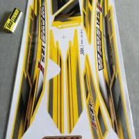 Striping Stiker Lis Variasi Motor Honda Supra X 125 Wave -1