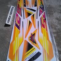 Striping Sticker Motor Variasi Honda Supra 125 Wave i -1
