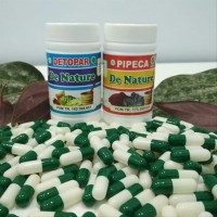 Obat Asma Paru Paru Basah Detopar Pipeca Herbal De Nature