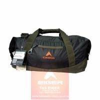 Tas Travel / Duffle Bag Eiger 910005263 001 Z-Fardel 45L 1F Black