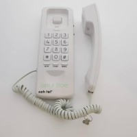 Telephone Kabel Sahitel S21 (White & Black) - Putih
