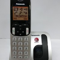 Telepon Wireless Cordless Phone Panasonic Kx-Tgc210