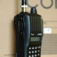 Ht Walky Talky Vhf Icom, Ic-V80/Ic-V80E