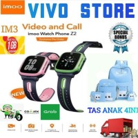 Imoo Z2 Watch Phone Video Call Jam Tangan Anak Gps Garansi Resmi Imoo