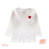 PRE ORDER Baju Atasan Lengan Panjang Lucu Anak & Bayi