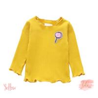 READY STOCK Baju Atasan Lengan Panjang Lucu Anak & Bayi