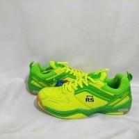 sepatu badminton anak rs jf 882 jr original