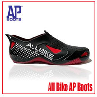 Fanie Shoes - Sepatu All Bike Merah AP Boots 38-43