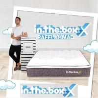 Kasur Spring Bed In The Box X Ukuran 200x200 (Super King)