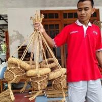 Pot gantung pot serabut kelapa sabut kelapa pot anggrek Promo
