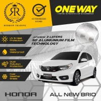 Cover Sarung Mobil BRIO 2019 ALL NEW Anti Air 3 LAPIS Not URBAN