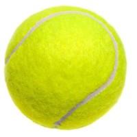 Bola tenis lapangan standar itf tennis wimbledon eceran