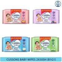 CUSSONS Baby Wipes - Beli 1 Gratis 1