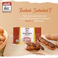 Adabi Pasta Asam Jawa Tanpa Biji Seedless Tamarind Sachet 40gram