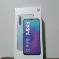 xiaomi redmi note 8 ram 4gb internal 64gb garansi resmi tam