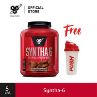BSN Syntha 6 5Lbs Strawberry Milkshake