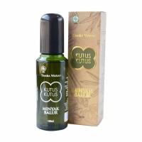 Minyak Kutus Kutus Limited Edition 100 ML - Herbal Organic
