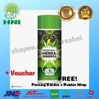 HNI-HPAI Minyak Herba Sinergi Minyak Ajaib Multi Manfaat
