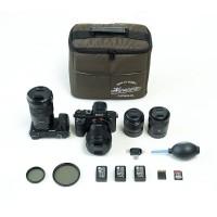 Tas Tenteng Kamera Camera Bag Ninenine Compartment Pro Original Murah