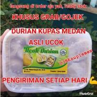 duren kupas medan asli ucok durpas durian ucok