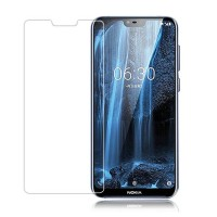 HD Clear Tempered Glass Screen Protector Nokia X6 / 61 Plus
