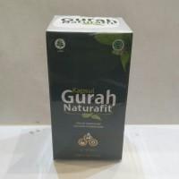Kapsul Gurah Naturafit 30 Kapsul Obat Herbal Pernafasan Flu Batuk ASMA