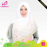 Kerudung Segi Empat / Hijab Scarf Rabbani - Jilbab RBN Z MANISA