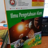 Kumpulan Soal SMP Buku PR Ilmu Pengetahuan Alam SMP/MTs Kelas 7 SMT 2