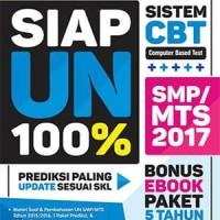 Kumpulan Soal SMA Siap UN 100% SMP/MTS 2017
