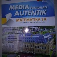 Kumpulan Soal SMP WM PENILAIAN MATEMATIKA SMP 3A