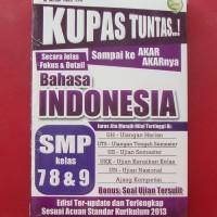 Kumpulan Soal SMP Kupas Tuntas Bahasa Indonesia SMP