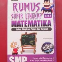 Kumpulan Soal SMP Rumus Super Lengkap Matematika SMP