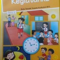 Buku SD Kelas 1 TEMATIK KELAS 1 TEMA 3
