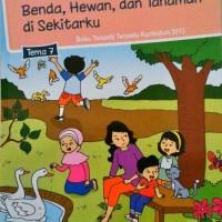 Buku SD Kelas 1 Tematik SD Kelas 1 Tema 7 Kurikulum 2013 Edisi Revisi