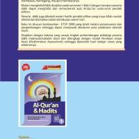 Buku SD Kelas 1 Al-Qur'an Hadits Kelas 1 SD