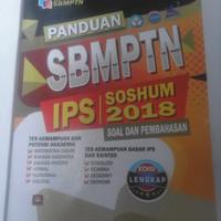 Kumpulan Soal SMA Panduan SBMPTN SOSHUM IPS