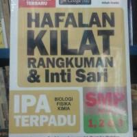 Kumpulan Soal SMP Hafalan Kilat Rangkuman & Inti sari IPA TERPADU SMP