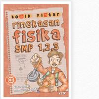 Kumpulan Soal SMP Komik Fisika: Ringkasan Fisika SMP kelas 1,2 &3