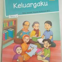 Buku SD Kelas 1 Buku Tematik K 2013 edisi revisi 2017 kls 1 SD Tema 4