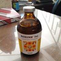 Roxine Sanbe 100 ml - Antibiotik saluran pernafasan hewan