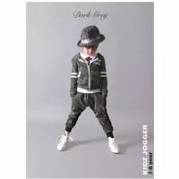 Celana Panjang Joger Training Anak Usia 7-8 Tahun