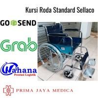 Kursi Roda Standar Sellaco. Kursi Roda Standar Rumah Sakit