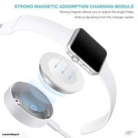 Charger wireless jam tangan iPhone