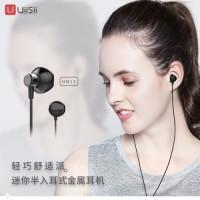 UiiSii HM12 Gaming Headset On-Ear BassTreble Earphone