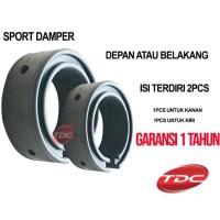 Honda Freed Karet Support Damper/Peredam Stabilizer Shockbraker Depan
