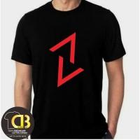 T-Shirt Kaos Premium Baju Distro Pria Wanita SIZE m l xl xxl 08