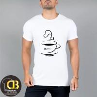 T-Shirt Kaos Premium Baju Distro Pria Waanita Size M L XL XXL 07A