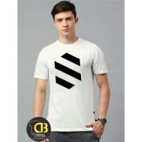 T-Shirt Kaos Premium Baju Distro Pria Wanita Size M L XL XXL 011A
