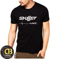 T-Shirt Premium Baju Kaos Distro Pria Wanita Size M L XL XXL 04A